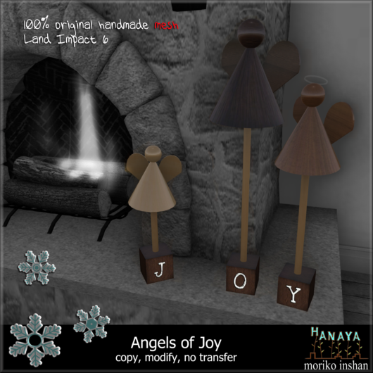 -HanayaMesh- Angels of Joy